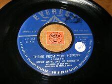 BERNIE WAYNE - THEME FROM THE HEIRESS - TWILIGHT IN PARIS    / LISTEN - POPCORN