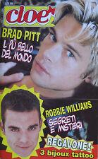 CIOE' 11 1999 Brad Pitt Robbie Williams Goo Goo Dolls N Sync Brian Littrell Five