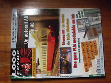 $$4 Loco-Revue N°684 gare PLM modulable  Andre Gay  141 TA Jouef  moteurs lents