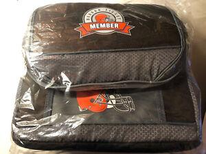 Coleman NFL 24 Hour Cooler-  Cleveland Browns Season Ticket Member -Brand New
