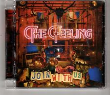 (HH728) The Feeling, Join With Us - 2008 CD