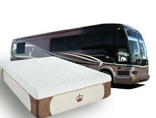 "DYNASTY MATTRESS 12"" KING RV CoolBreeze GEL Memory Foam RV, Camper FREE 2 Pillow"