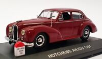 Nostalgie 1/43 Scale Model Car V5393 - 1951 Hotchkiss Anjou - Bordeaux