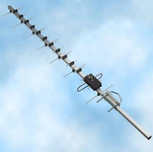 Yagi directional Antenna 4G 3G GSM GPRS 5 METER SMA 10 ELEMNET