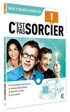 """DVD """"C est Pas Sorcier :un bol d air dans le grand bleu"""""""
