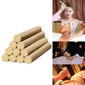 1Pc Handmade 1.8x20cm 10: 1 Five Years Old Moxa Roll Stick Acupuncture MassageLZ