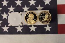 2008-S Proof Sacagawea Dollar Roll - 20 Coins - Gem Deep Cameo
