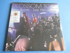BLOSSOM TOES - LOVE BOMB LIVE 1967 - 69 --3 LP SEALED