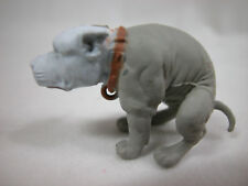 Dollhouse Miniature 1:12 Scale Animal House Pet Dog Puppy in action #Z421