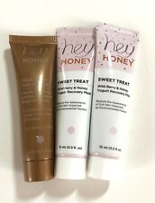 3x Hey Honey Face Bundle! Take Away The Drama and Sweet Treat