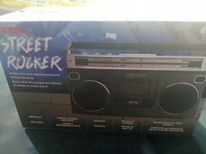 Ion Street Walker Bluetooth Cassette Recorder