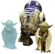 Star Wars Yoda & R2-D2 Dagobah 2-Pack + BONUS Artfx+ 1/10 PVC Statue KOTOBUKIYA