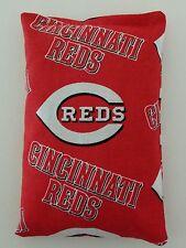 Homemade Bowlimg Grip Sack - Cincinnati Reds