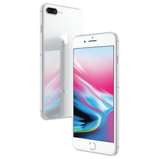 Apple iPhone 8 Plus - 64GB - Silver - GSM Unlocked - Smartphone