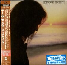 Neil Young-Hitchhiker-Japon Only MINI LP SHM-CD f45