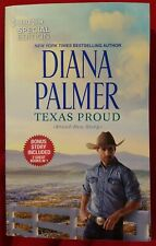 Texas Proud and Circle of Gold by Diana Palmer (2020, Mass Market)