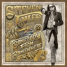 PRE-ORDER : STEVEN TYLER -WE'RE ALL SOMEBODY FROM SOMEWHERE (CD) sealed