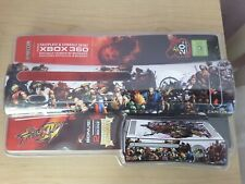 STREET FIGHTER IV 4 - OFFICIAL XBOX 360 FACEPLATE - BRAND NEW & SEALED