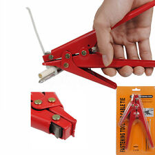 HS-519 Fastening Tool Cable Tie Gun Wires For Nylon Cable Tie Cutting Tool HOT