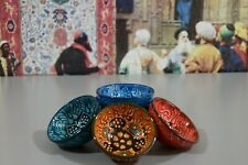 8cm Turkish Ceramic Bowl,Meze Bowl Set,Colorfull ceramic bowl set,Small ceramic