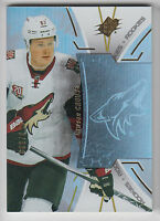 LAWSON CROUSE 2016-17 Upper Deck SPx Hockey Rookie #R-LC #/399 Coyotes