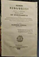 1838 SULLA MEDICINA DEL SUO TEMPO DI RAIMONDO VINELLA DA GALATINA