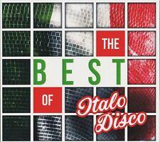 The Best Of Italo Disco / Napoli Fancy Radiorama /2CD/  ITALO DISCO