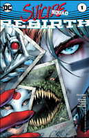 Suicide Squad Rebirth #1 DC Comics 2016 NM