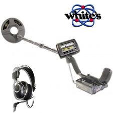 Whites M6 Metal Detector Includes Treasure Ears Headphones