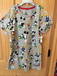 NEW Disney Store Parks Mickey Mouse Tee T-Shirt Boys XXS,S,M,L,XL