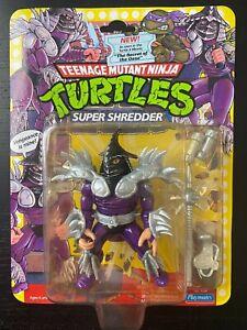 TMNT Super Shredder 1991