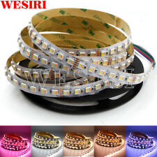 5M RGBCCT 5IN1 LED Strip RGB+White+Warm White 5050 SMD Temperature Adjustable