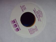 "DON COX All Over Town/Chase The Moon 7"" 45 mid-90's country Step One"