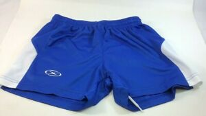 XARA Womens Youth Medium Blue Shorts NEW BB5
