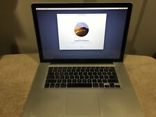 "Apple MacBook Pro 15.4"" Laptop (A1286) MD103LL/A"