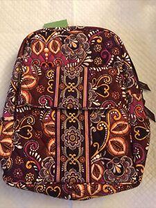 Vera Bradley Safari Sunset Small Backpack