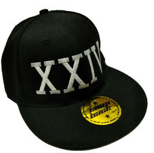 New XXIV Hat 24k Magic Quality Snap Back Cap Flat Visor Ball cap