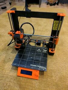 Genuine Prusa MK2s 3D Printer