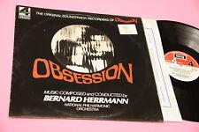 LP OBSESSION ORIG OST COLONNA SONORA UK 1976 NM SOUNDTRACK DECCA PHASE 4