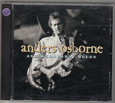 ANDERS OSBORNE - ash wednesday blues CD