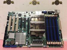 Super SuperMicro H8SGL-F Motherboard with CPU & Heatsink