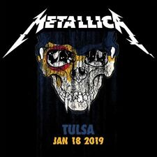 METALLICA / World Wired Tour / LIVE / BOK Center - Tulsa, Jan. 18, 2019