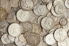 Grab 💰 90% Silver Lot 🤑 Pre 1960'S Bag Mixed Old Survival Money Coins 🔥 Sale