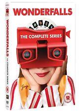 Wonderfalls: The Complete Series - DVD NEW & SEALED (3 Discs)