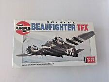 BRISTOL BEAUFIGHTER TFX    1/72   AIRFIX VINTAGE
