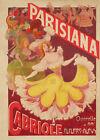 Original Vintage Poster - G. Biliotti - Parisiana - Opera - Dance - 1903