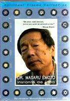 NEW AND SEALED! Instante de Vida - Moment of Life: Dr. Masaru Emoto