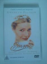 EMMA DVD - VGC - Gwyneth Paltrow, Toni Collette, Ewan McGregor