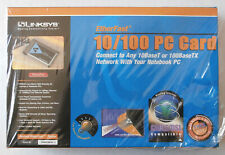 Linksys 10/100 Network Card Notebook Pc Pcmc100 Ver 3 Driver & Install Guide