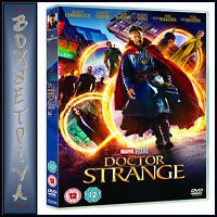 DOCTOR STRANGE - MARVEL'S DOCTOR STRANGE  *** BRAND NEW DVD***